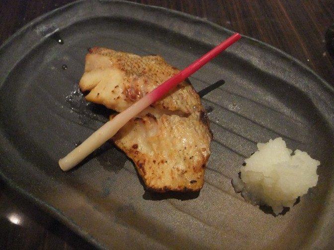 魚も美味しい