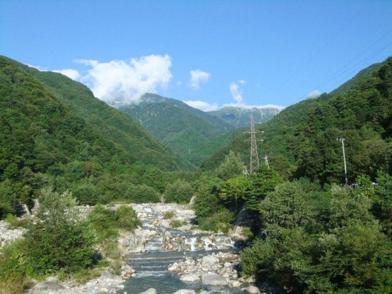 木曽駒ヶ岳を目指す