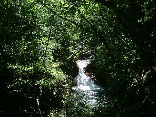 信濃川の源流を目指す