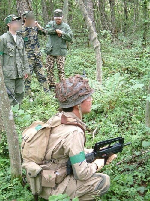 アメリカ兵なのにファマス装備