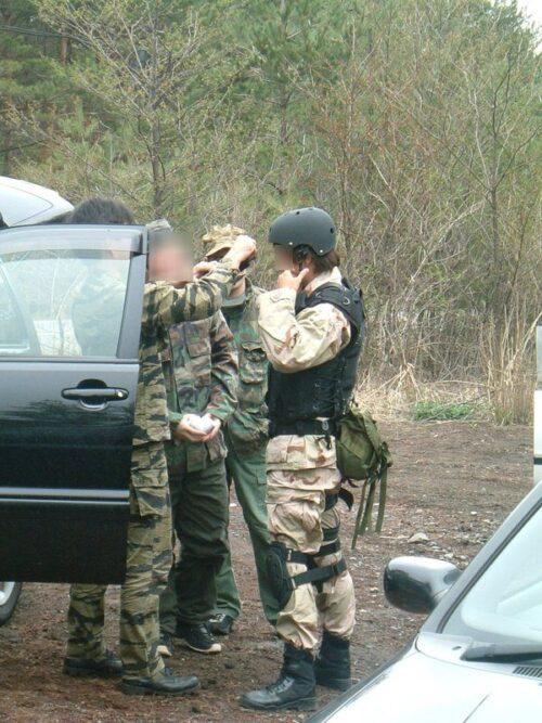 特殊部隊装備