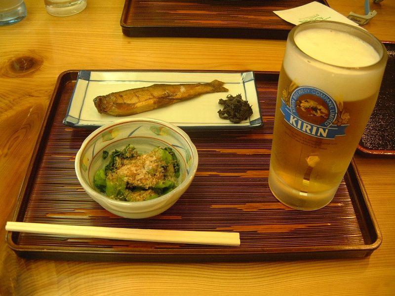温泉ビール