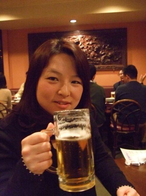 ビールとakeさん