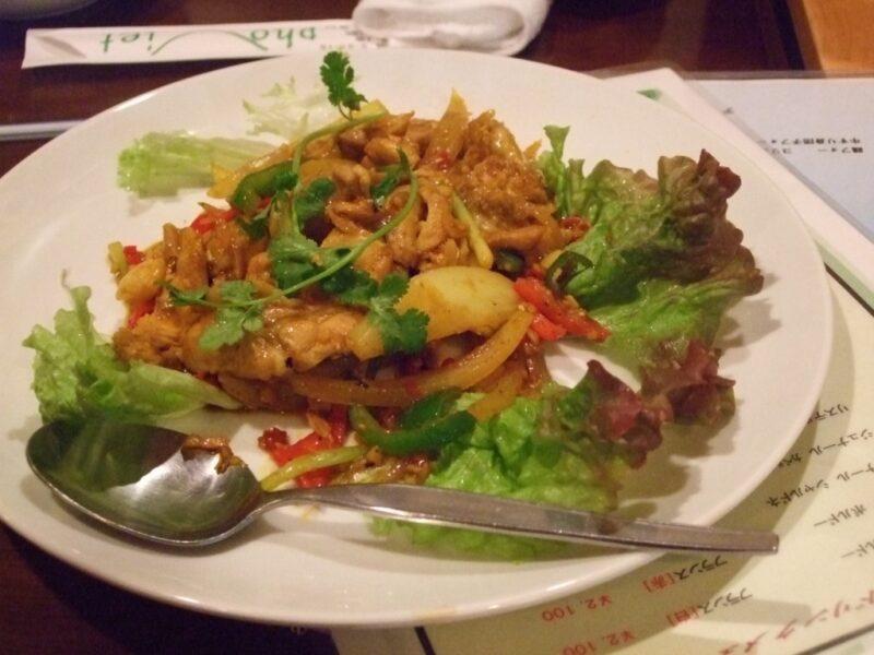 フォーベトの料理3