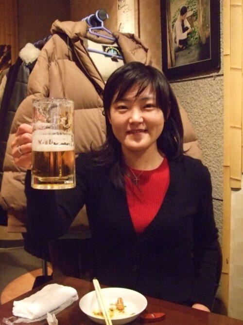 ビールとわたし。さん