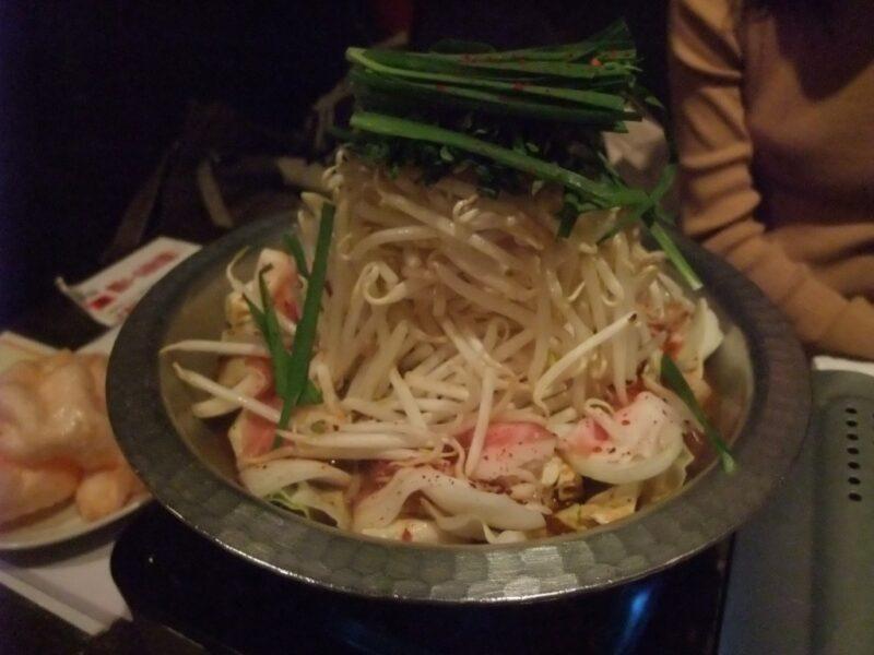 これがハバネロ鍋