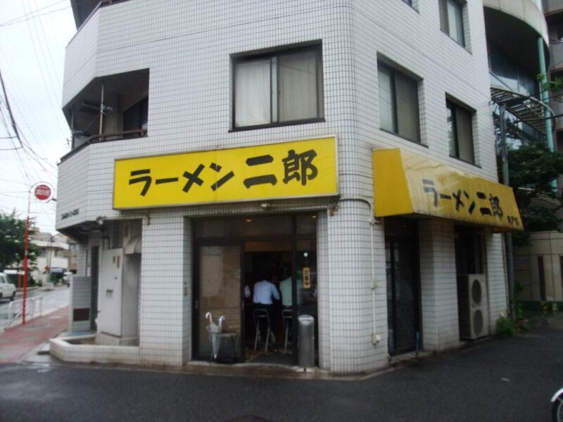 ラーメン二郎亀戸店