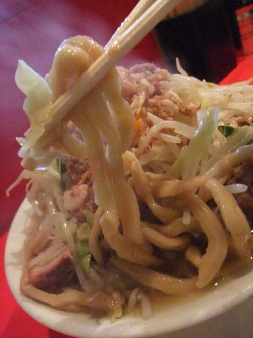 極太麺!!