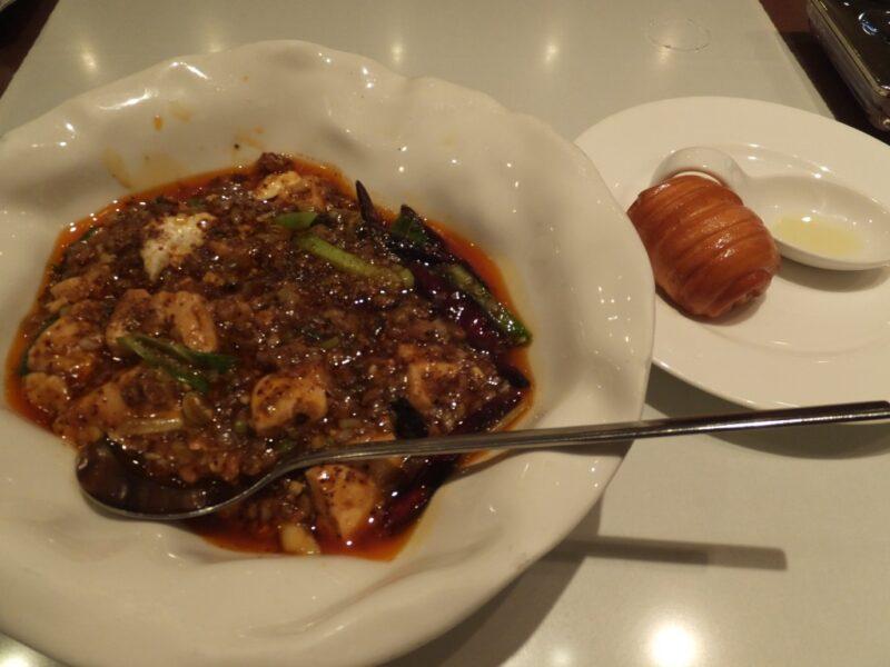 四川激辛麻婆豆腐