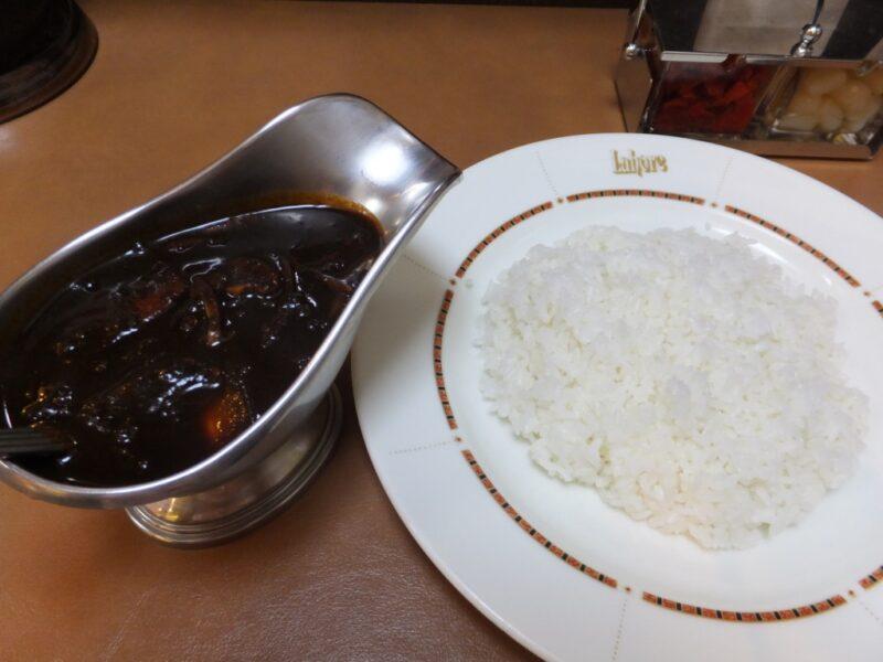 ブラック野菜カレー20辛