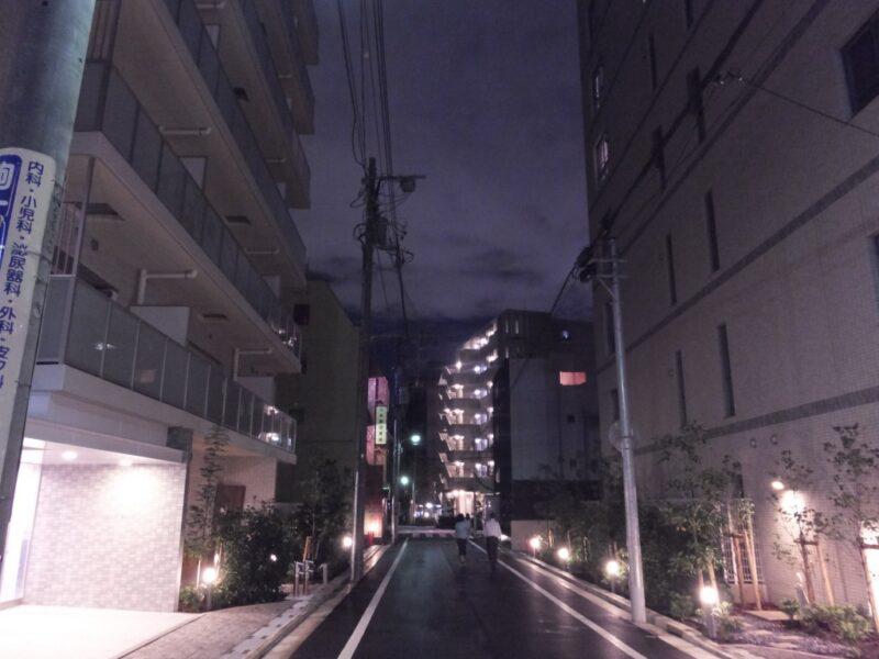 駒込の街を歩く