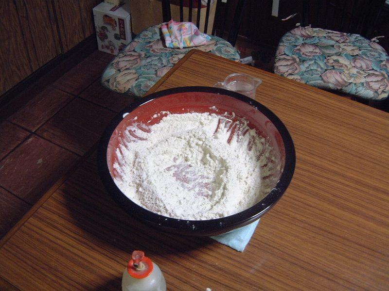 年越し蕎麦を作るぞー