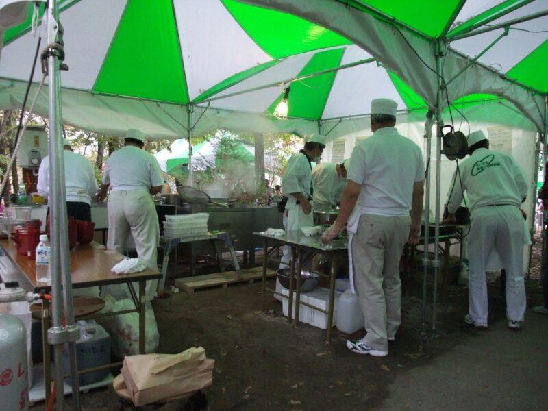 ミャンマーそば厨房