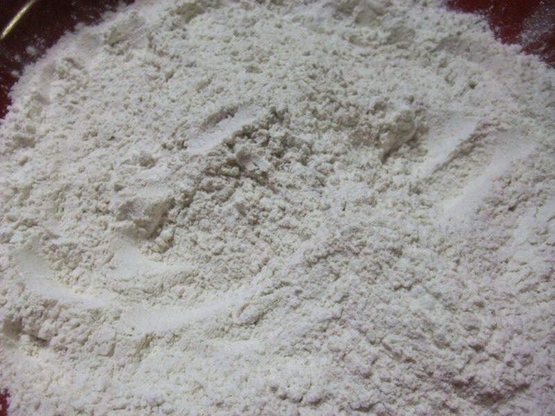 特上の蕎麦粉