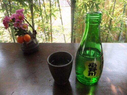 燗酒(小野川)