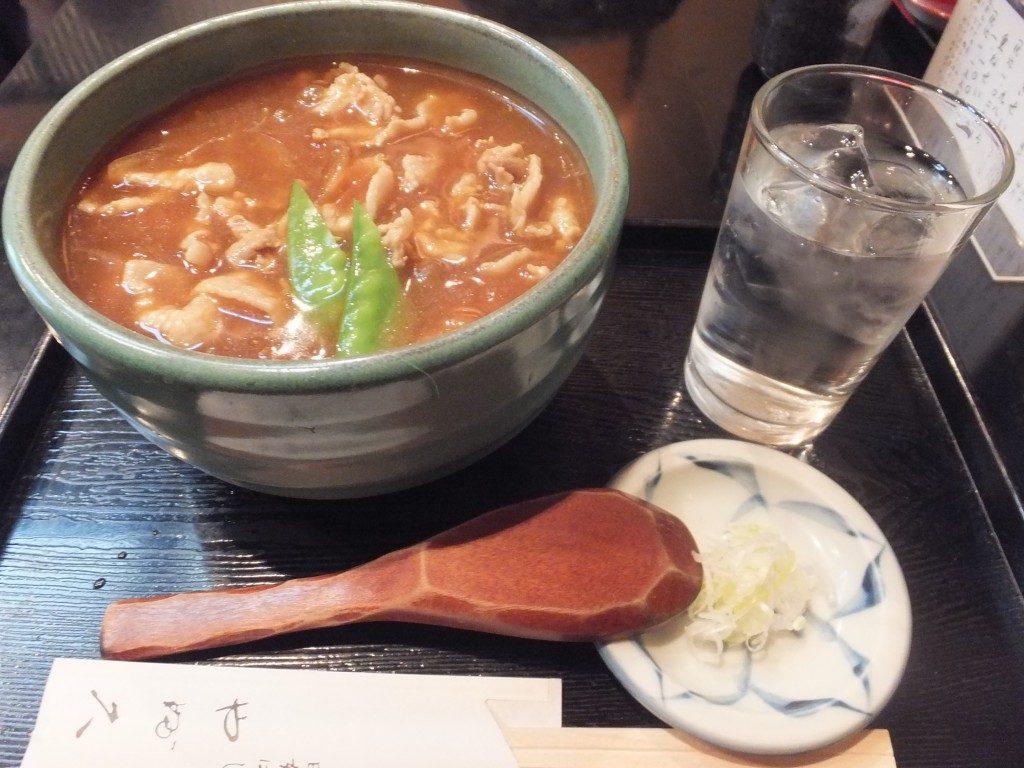 辛口カレー南ばん(豚肉)