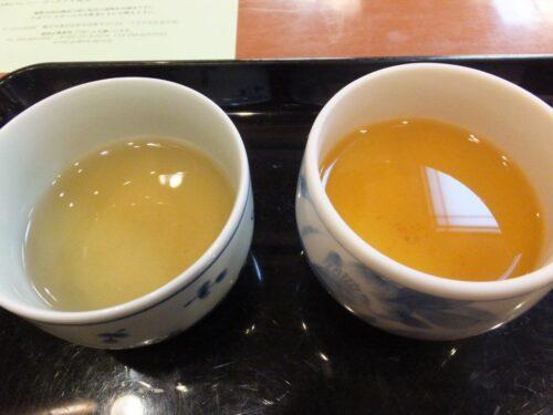 そば茶とダッタン茶