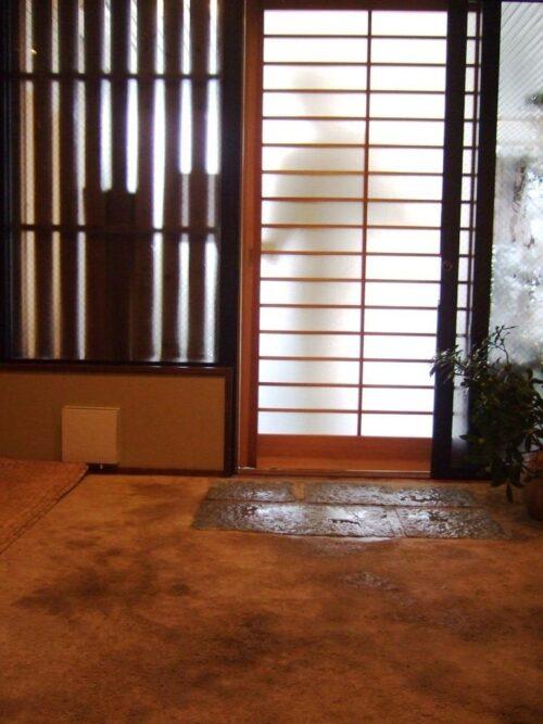 ふくべ三玄関