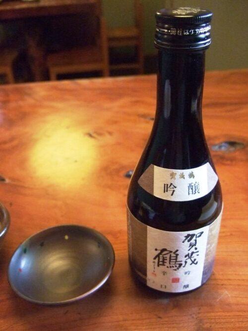 賀茂鶴の吟醸