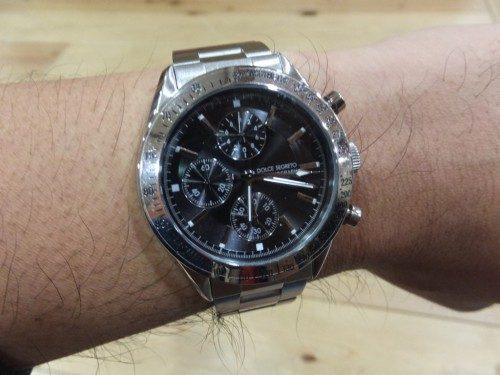 腕時計を新調しました
