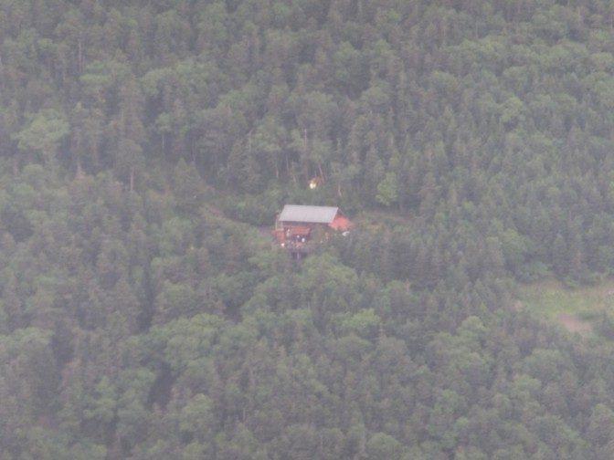 熊の平小屋