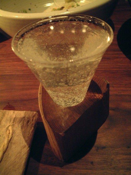 円錐形グラス