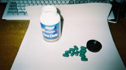 巨大ビタミン剤