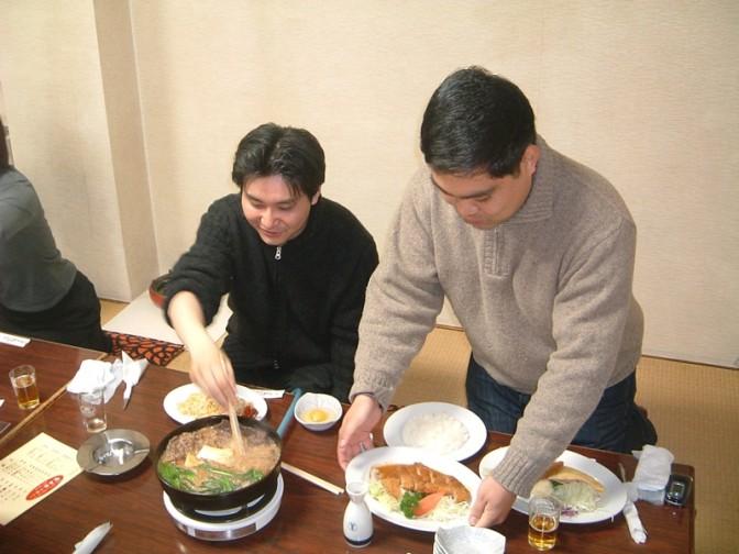 寿き焼きチーム