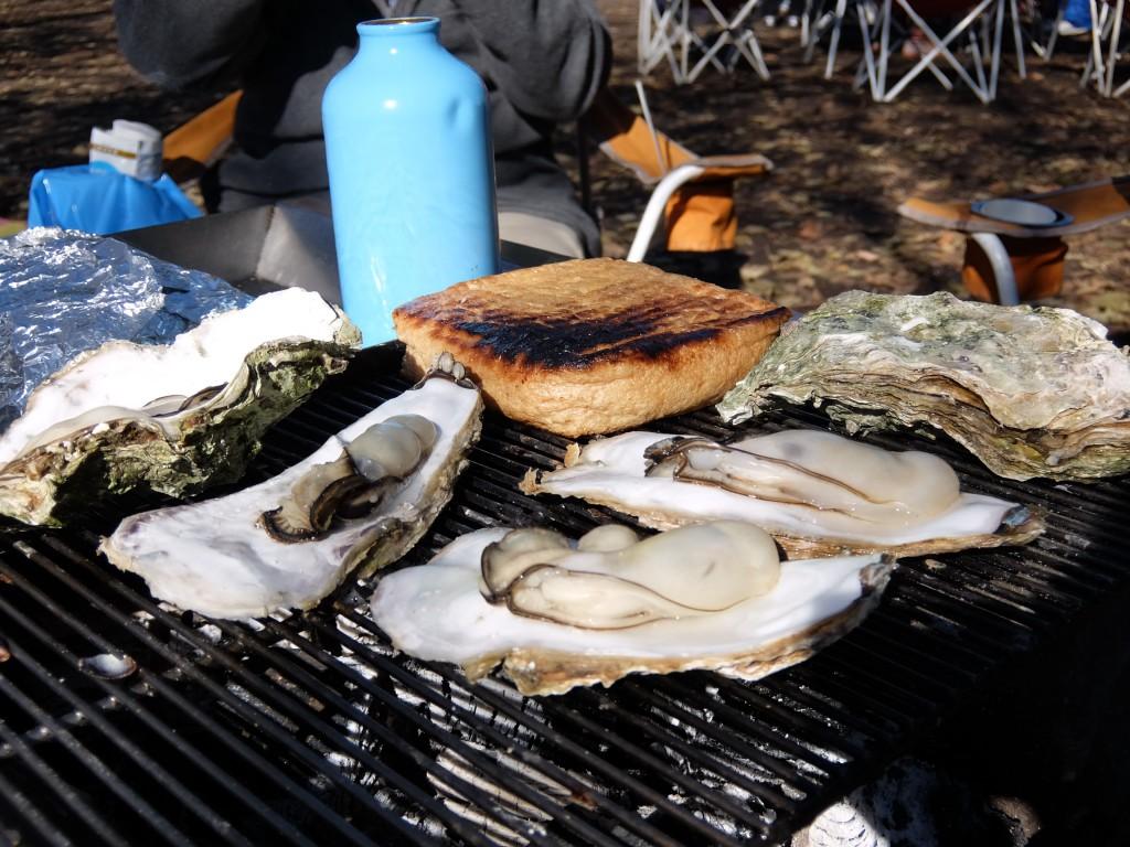 岩手県産牡蠣とおあげ