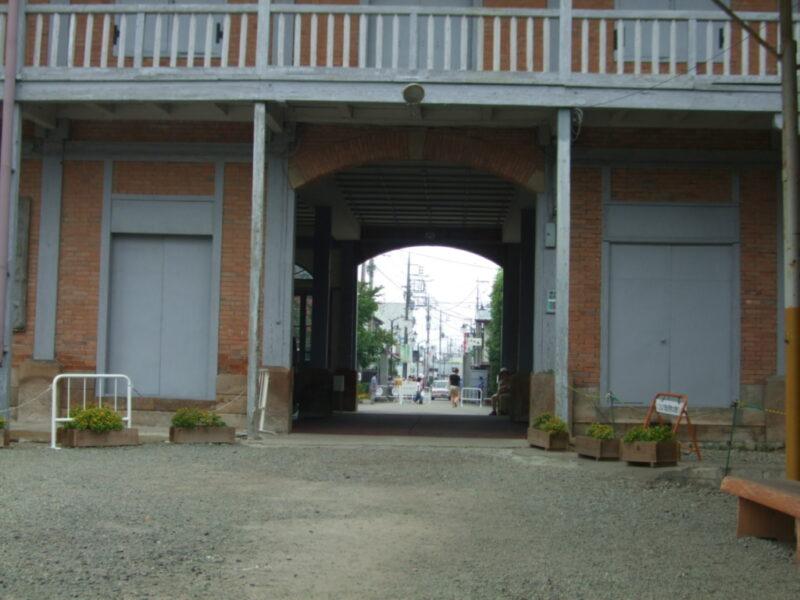 富岡製糸場の中2