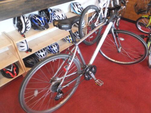 相棒となる自転車