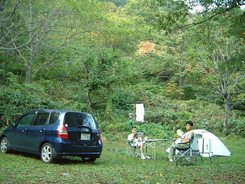 尾瀬キリンテキャンプ場