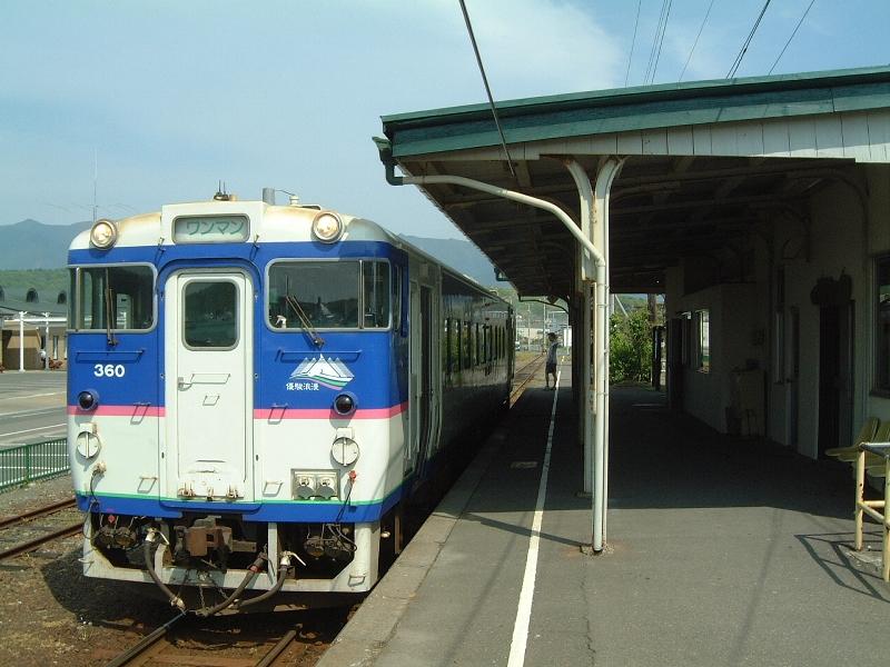 JR日高線