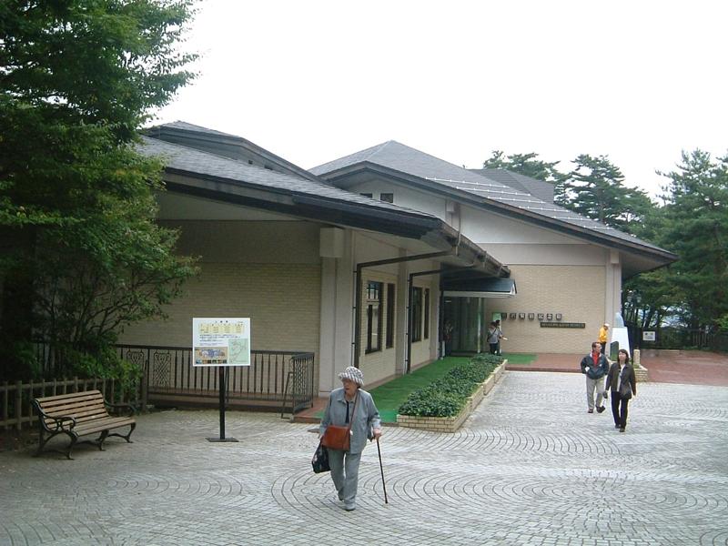 宮沢賢治記念館建物