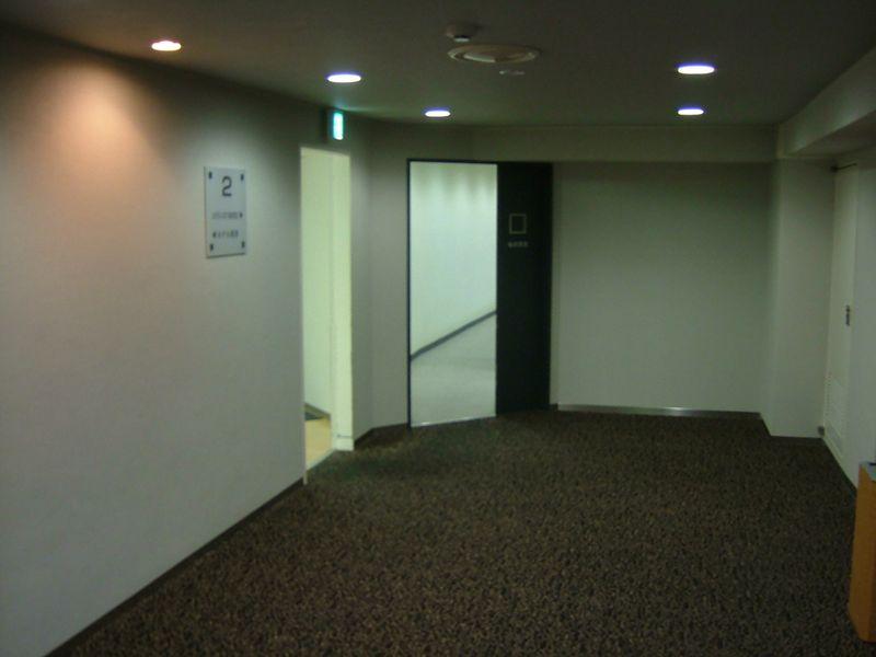 ホテルレオパレス仙台の館内