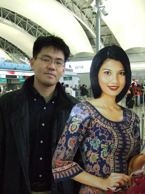 シンガポール航空のCAと
