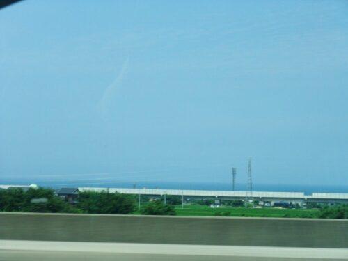 北陸新幹線の高架橋1