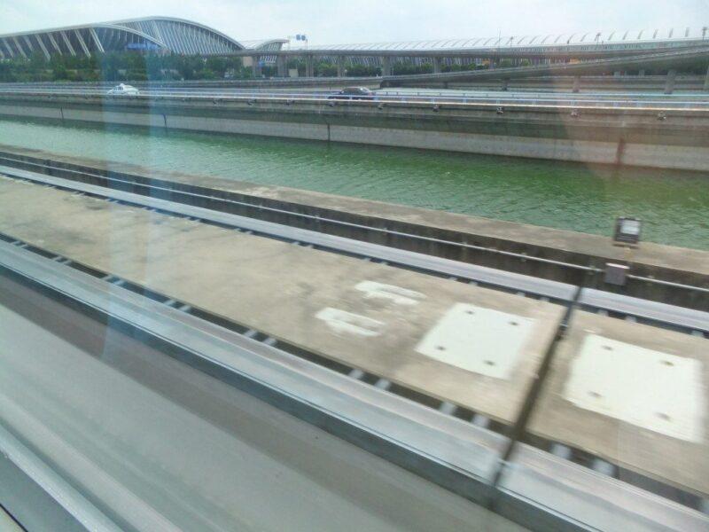 一気に加速する上海リニア