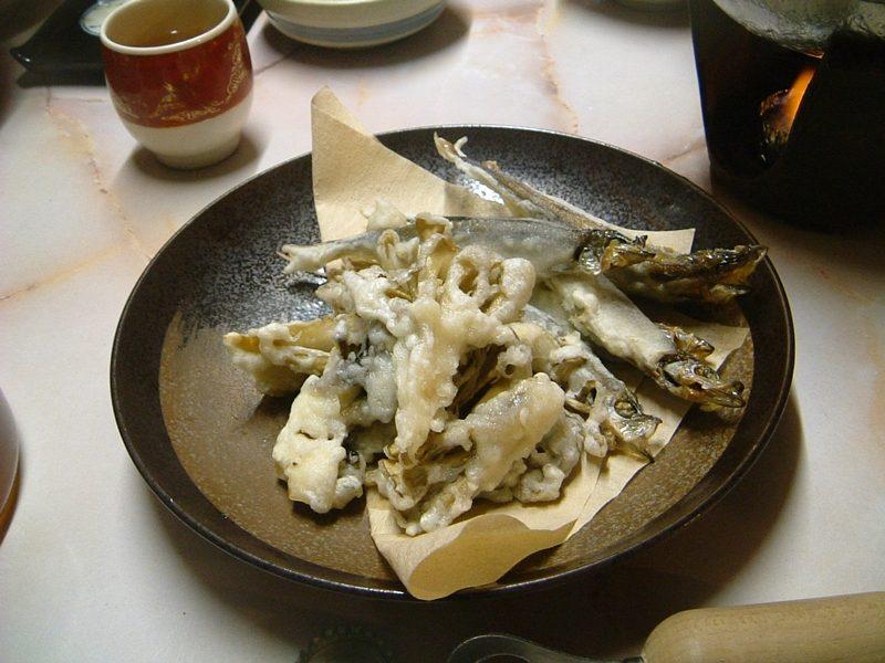 晴山の夕食2