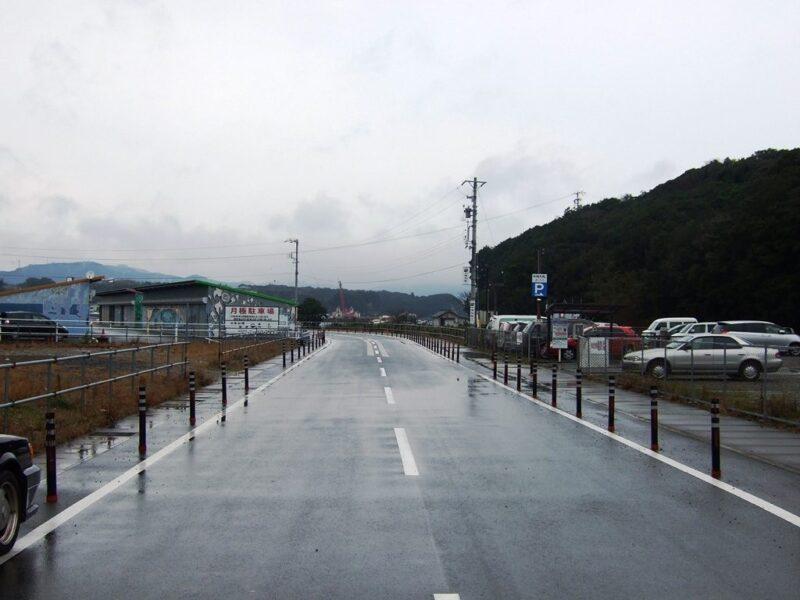 渡鹿野島に向かう