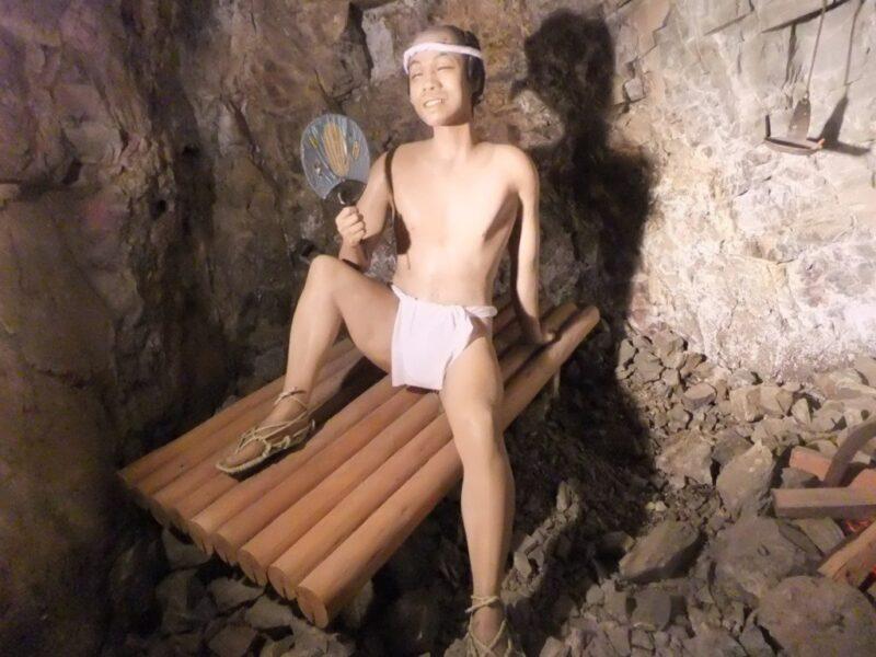 坑内風呂1