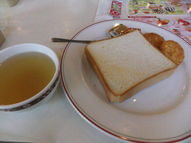 ガスト朝食1