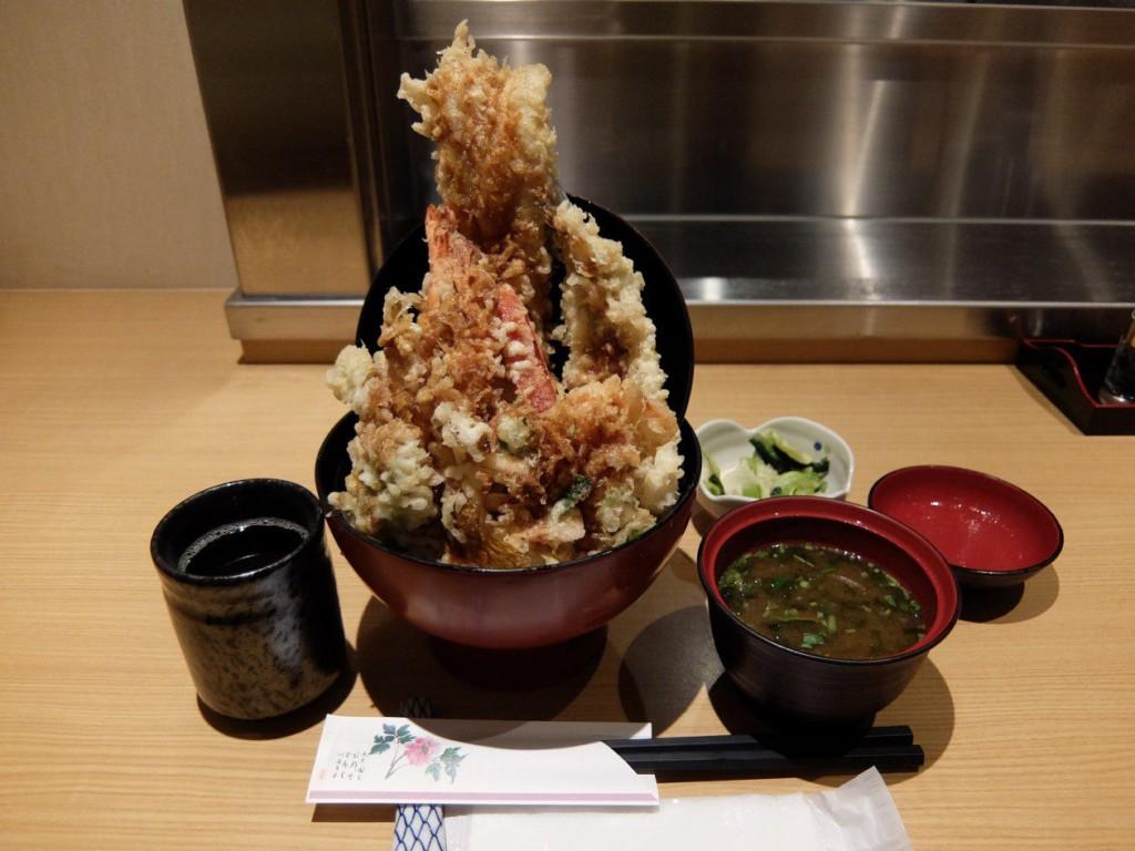 大江戸天丼1
