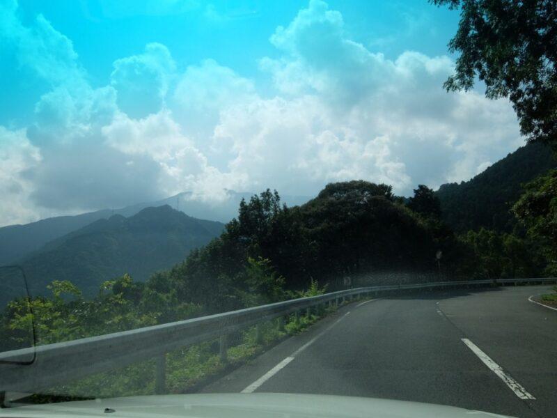 石鎚山道中3
