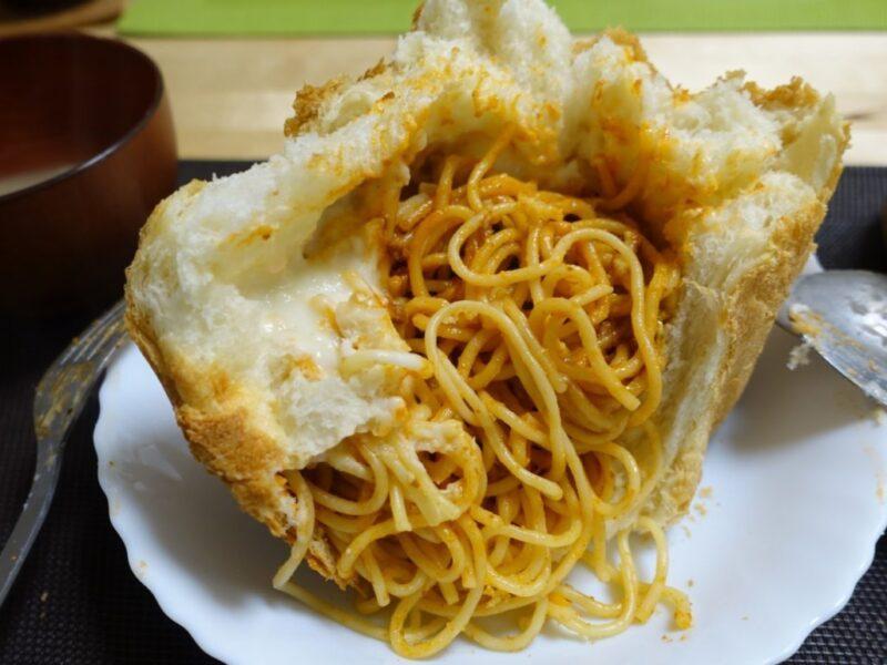 スパゲティ崩壊