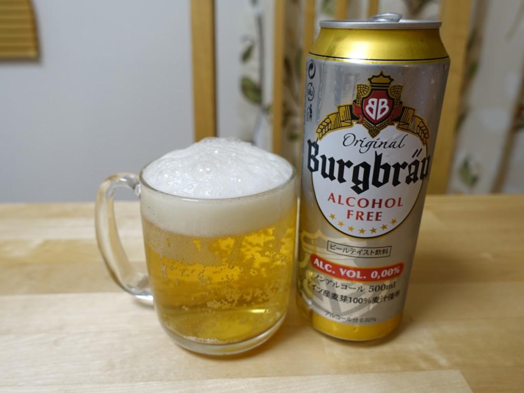 見慣れないノンアルコールビール