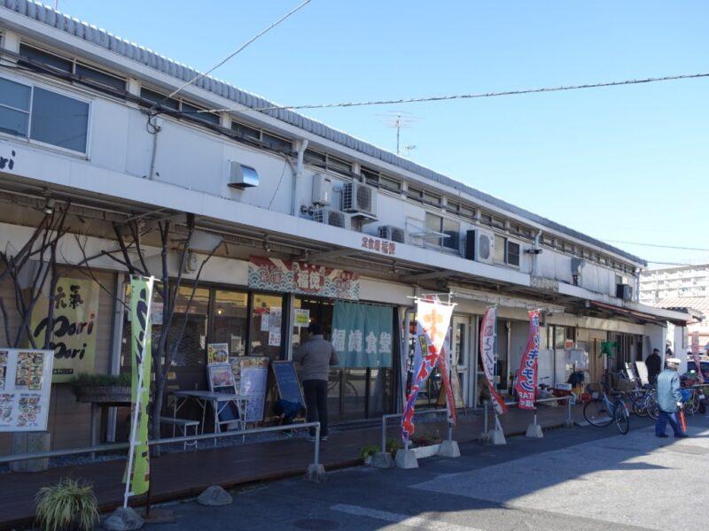 飲食店の建物