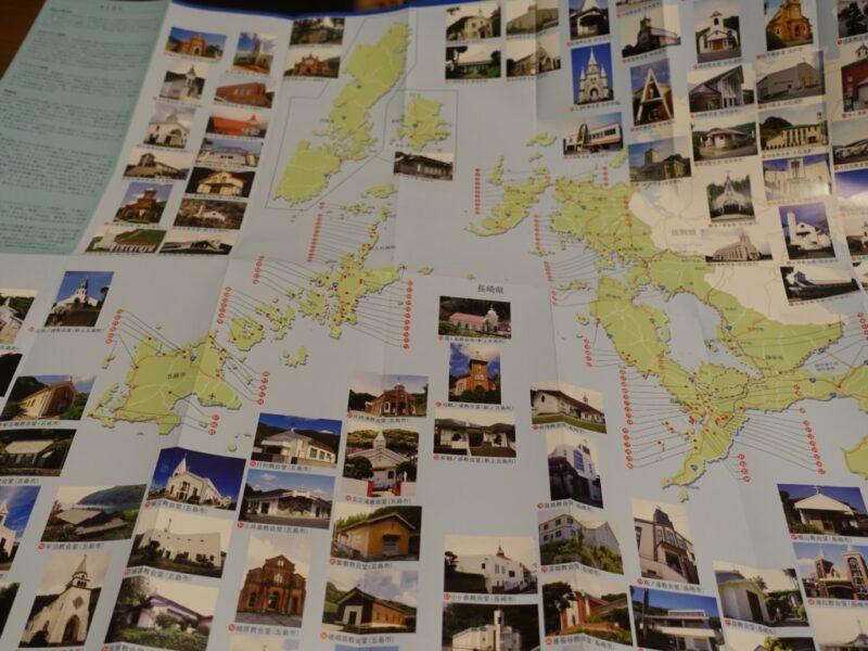 長崎の教会写真