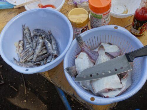揚げ物用魚