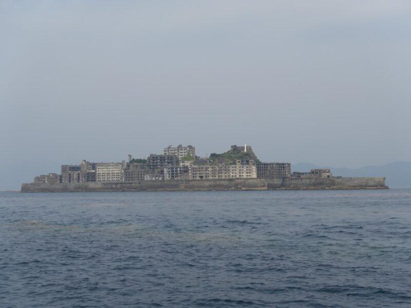 軍艦島遠景2